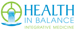 Chiropractic Laguna Beach CA Health In Balance Logo