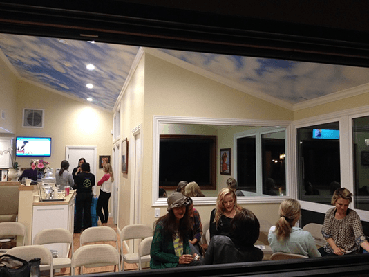 Chiropractic Laguna Beach Beauty Night