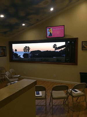 Chiropractic Laguna Beach CA Sunset And Chairs Workshop Room