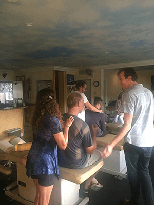 Chiropractic Laguna Beach CA Trigger Point Workshop