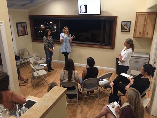 Chiropractor Laguna Beach CA Presentation Dr Lisa Arthur